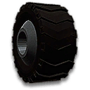 icon_Vehicle_Common_Sunderer_Attachment_TireSpike_PS_WheelyBig_128x128